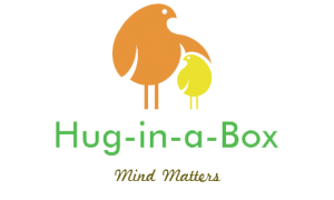 Hug-in-a-Box, logo
